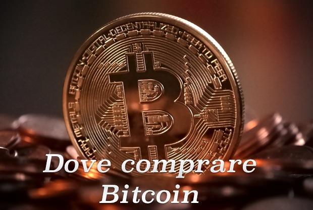 dove comprare bitcoin con euro