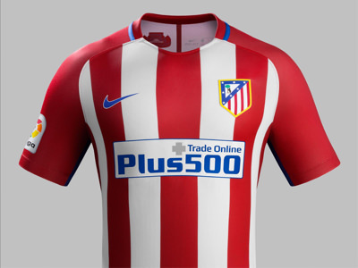 Plus 500 Atletico Madrid