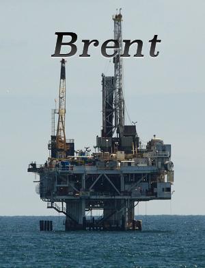 Brent crude oil - prezzo del petrolio in tempo reale