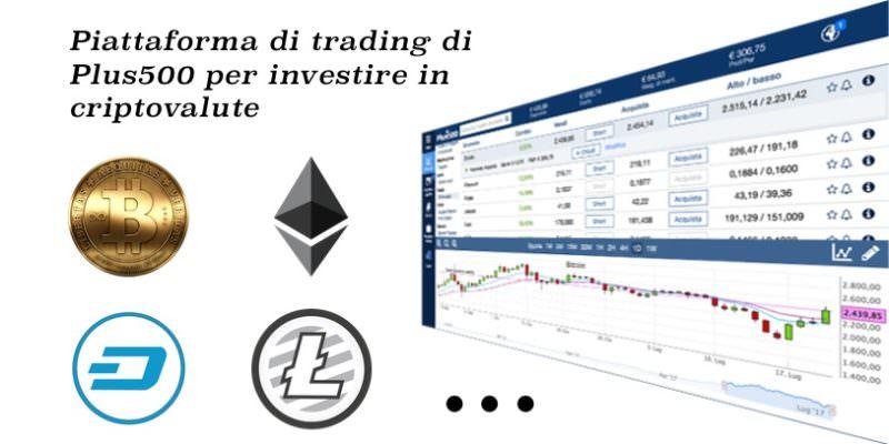 piattaforma trading per criptovalute