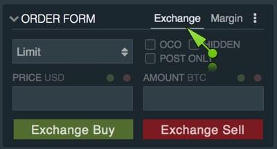 Order form Exchange