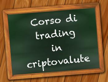 corso trading criptovalute